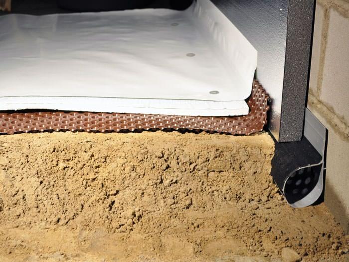 Image Result For Moisture Barrier For Crawle