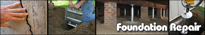 Foundation Repair in OR, including Portland, Vancouver & Salem.