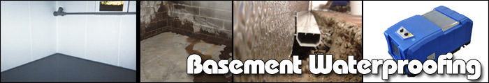 Basement Waterproofing in OR, including Salem, Eugene & Portland.