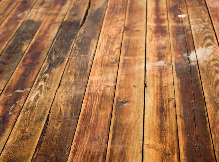 Warped wood floor problems in oregon moisture control for for Hardwood floors vancouver wa